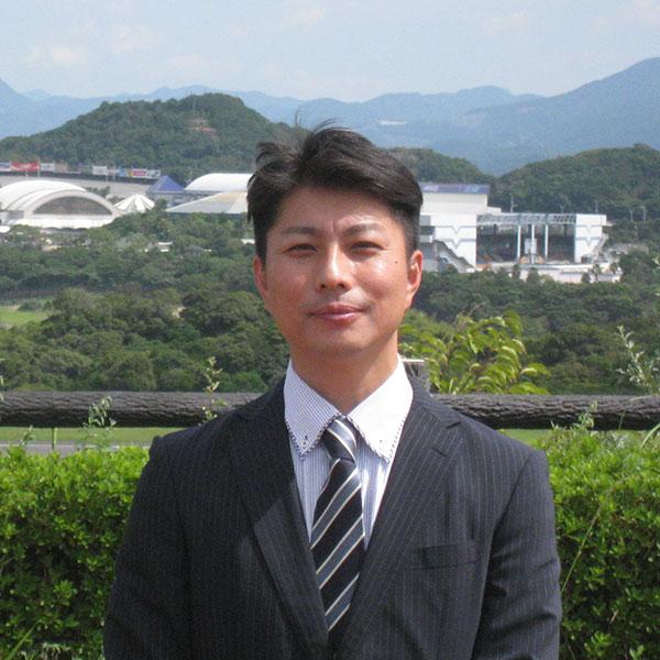 代表取締役社長水野克彦